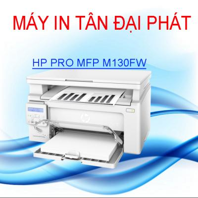 Máy in Cũ HP Pro MFP M130FW SECOND HAND