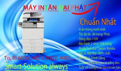 Máy photocopy màu canon IMAGERUNNER ADVANCE C5500I siêu tốc