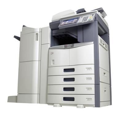 Máy photocopy Toshiba e-Studio 455 kho cũ giá rẻ nhất tphcm