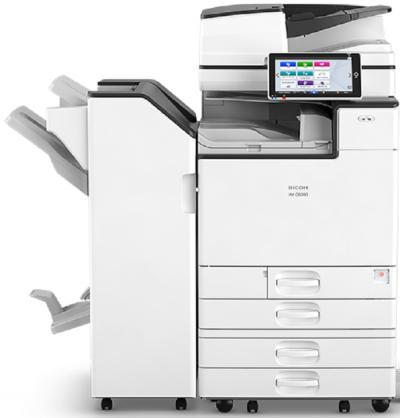 RICOH IM C6000 photocopy màu