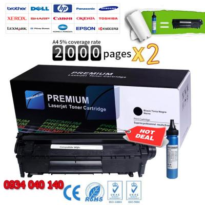 Mực in Laser đen trắng HP 90A (CE390A)