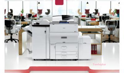 Giá Máy Photocopy Ricoh MP C8003SP nhập khẩu