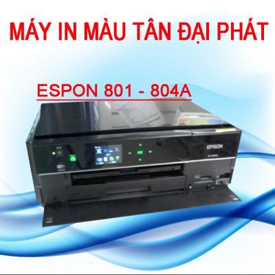 Máy in màu nội địa Epson 801A Nhập khẩu