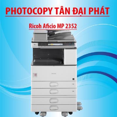 Máy Photocopy Ricoh Aficio MP 2352 Nhập khẩu