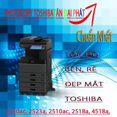 Máy photocopy Toshiba 2010ac mới 100%