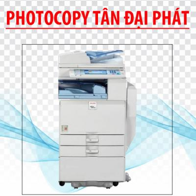 Photocopy Ricoh Aficio MP 5001 second hand Nhập khẩu