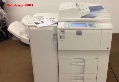 Photocopy Ricoh Aficio MP 9001 nhập khẩu